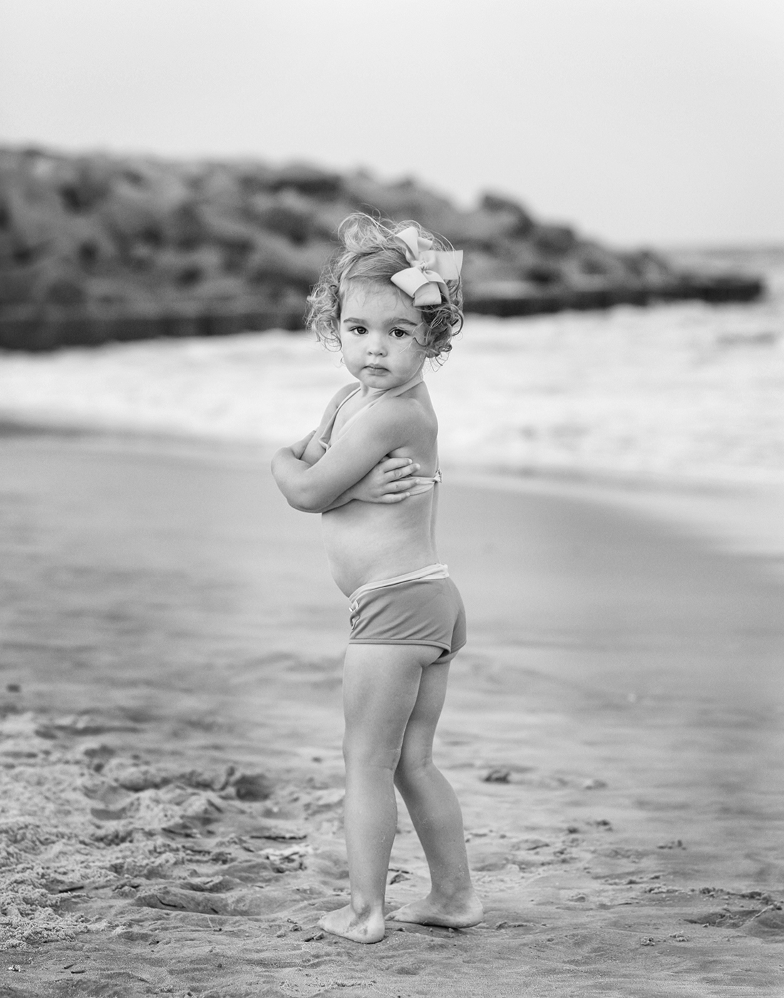 Raleigh children's photographer best photographer affordable photographer baby beach