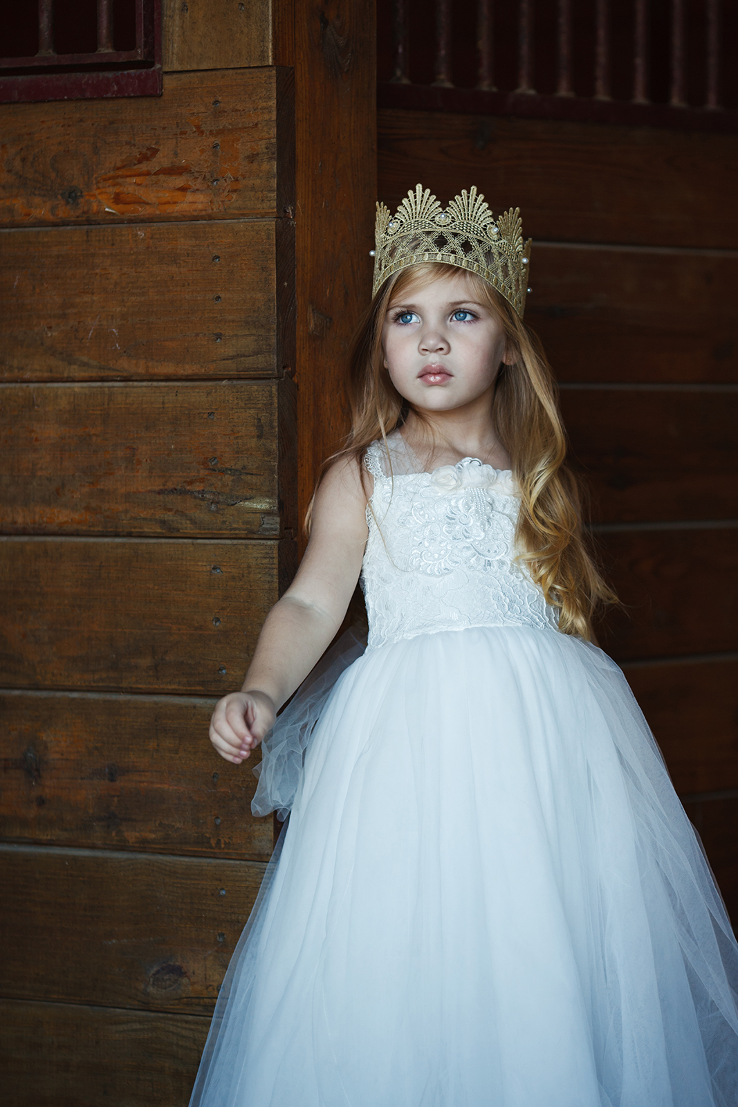 Raleigh princess portraits