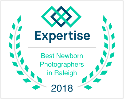 best raleigh newborn photographer