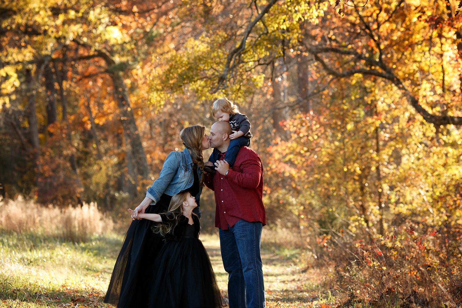 family photographer in Raleigh NC